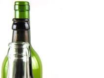 De flessen van Colorfull royalty-vrije stock afbeeldingen