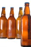 De flessen van het bier Royalty-vrije Stock Afbeelding