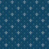 de fleur lis modell stock illustrationer