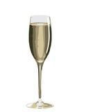 De Fluit van Champagne Vector Illustratie