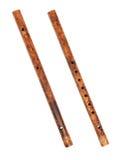 De fluit van het bamboe Royalty-vrije Stock Afbeeldingen