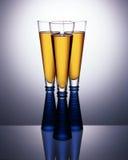 De Fluiten van Champagne Royalty-vrije Stock Fotografie