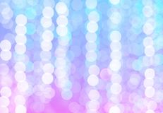 De focused bokeh light, abstract background at night photo royalty free stock photo