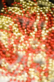 De-focused Festive background Royalty Free Stock Photography