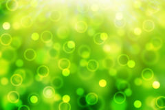 De-focused green background Royalty Free Stock Photo