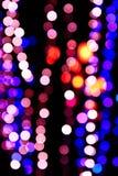 De-focused light or Bokeh Royalty Free Stock Photos
