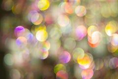 De focused lights , for background Stock Photo