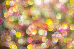 De focused lights , for background Stock Images
