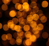 De-focused lights Royalty Free Stock Photography