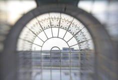 De focuses business center interior, window. Stock Photos