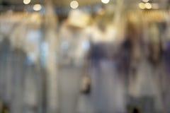 De fokuserat bokehljus, abstrakta punkter mönstrar bakgrund arkivfoton