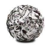 De folie van het aluminium royalty-vrije stock foto