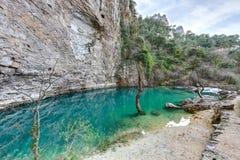 ` de Fontaine de Vaucluse do ` - Provence - França Imagem de Stock