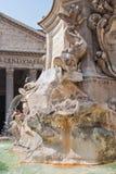 De Fontana Del Panteon fotografia stock