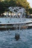 De fontein van Boedapest Margit royalty-vrije stock foto