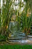 De fontein van Boedha Royalty-vrije Stock Foto's