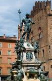 De fontein van Bologna Royalty-vrije Stock Fotografie