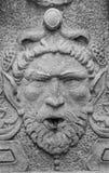 De fontein van het elf royalty-vrije stock foto