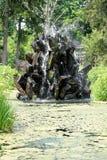 De fontein van het steenwater Royalty-vrije Stock Foto