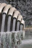 De fontein van het water in Japan Stock Foto's
