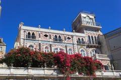De Fontein van Lissabon Royalty-vrije Stock Foto's
