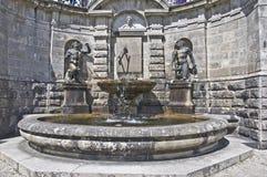 De Fontein van Powerscourt Royalty-vrije Stock Afbeeldingen