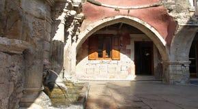 De fontein van Rimondi Stock Afbeeldingen