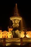 De fontein van Samson Royalty-vrije Stock Afbeelding