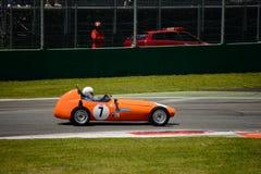1959 de Formule Ondergeschikte auto van Alexis HF1 Royalty-vrije Stock Foto's