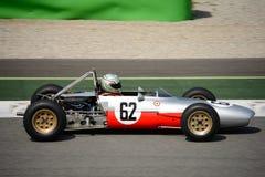 1963 de Formule Ondergeschikte auto van Branca FJ Stock Foto's