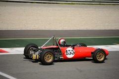 1963 de Formule Ondergeschikte auto van Branca FJ Royalty-vrije Stock Afbeeldingen