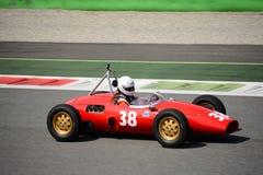 1960 de Formule Ondergeschikte auto van Faccioli FJ Royalty-vrije Stock Fotografie