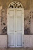De forntida dörrarna Royaltyfri Fotografi