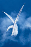 De Fort Lauderdalelucht toont 2016 - Thunderbirds Stock Foto's