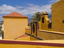 de Fortaleza Funchal sao tiago Obraz Stock