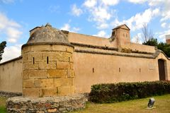 de fortress Λα rincon Βικτώρια Στοκ Εικόνες