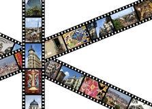 De foto's van Barcelona Royalty-vrije Stock Foto's