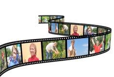 De foto's van de familie Royalty-vrije Stock Foto's