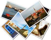 De Foto's van Tallinn Royalty-vrije Stock Afbeelding