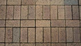 De foto van de baksteenvloer door de DIGITALE CAMERA van OLYMPUS te gebruiken royalty-vrije stock afbeeldingen