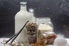 De foto van de ingrediëntenkunst Royalty-vrije Stock Afbeeldingen