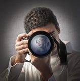 De foto van de manier Royalty-vrije Stock Foto's