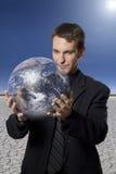 De Foto van de voorraad: Globale BedrijfsZorgen Royalty-vrije Stock Foto's