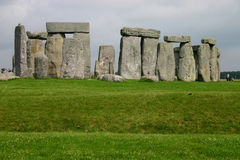 De Foto van de voorraad van Stonehenge Stock Afbeeldingen