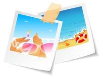 De foto van de zomer Royalty-vrije Stock Afbeelding
