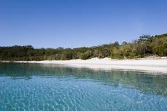 De foto van het landschap van meer mckenzie 1 stock afbeelding