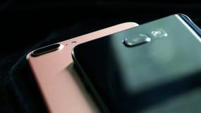 De Foto van Smartphone nog Royalty-vrije Stock Foto's