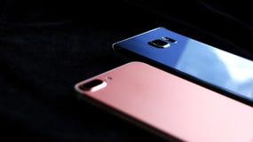 De Foto van Smartphone nog Stock Afbeelding