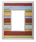 De fotoframe van Colourfull Royalty-vrije Stock Afbeelding