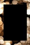 De fotoframe van de bel Royalty-vrije Stock Afbeelding